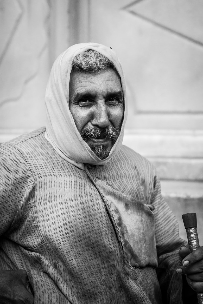 Photograph Homeless portrait by Tamer Radwan on 500px