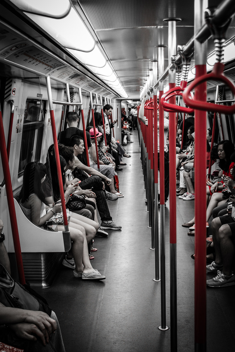 Photograph Bred Subway by Proky Studio on 500px