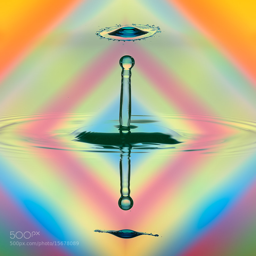 Photograph Flying Disk in Diamond by Ganjar Rahayu on 500px