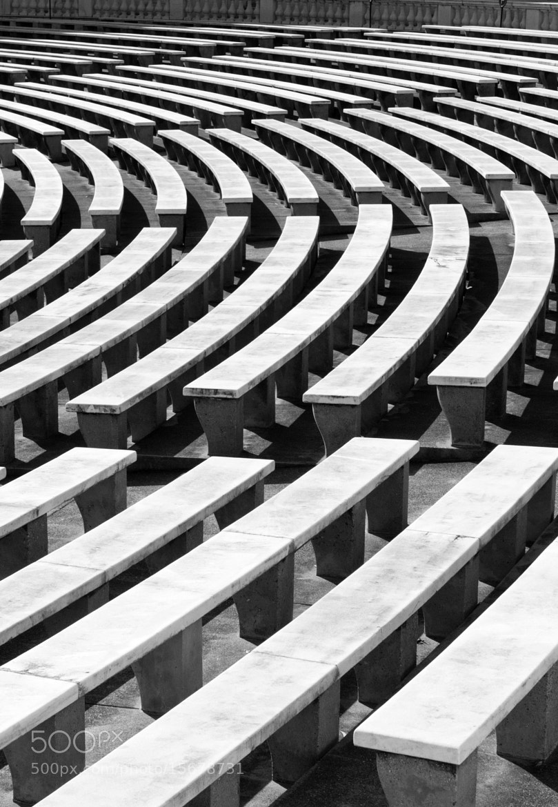 Photograph Seats by Robert Mullan on 500px