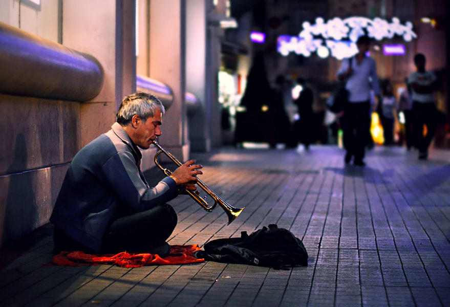 Photograph the melody at night by Timucin Toprak on 500px