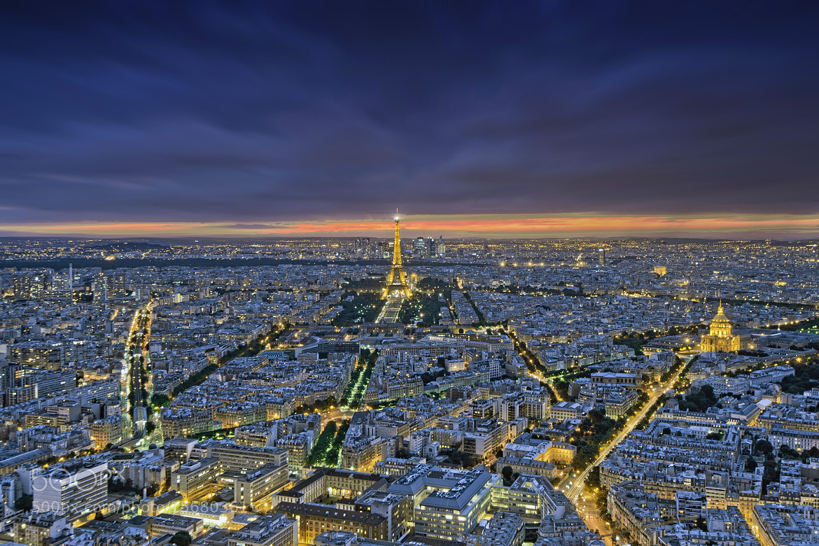 Photograph On The Top of Paris by Dipta Nandana on 500px
