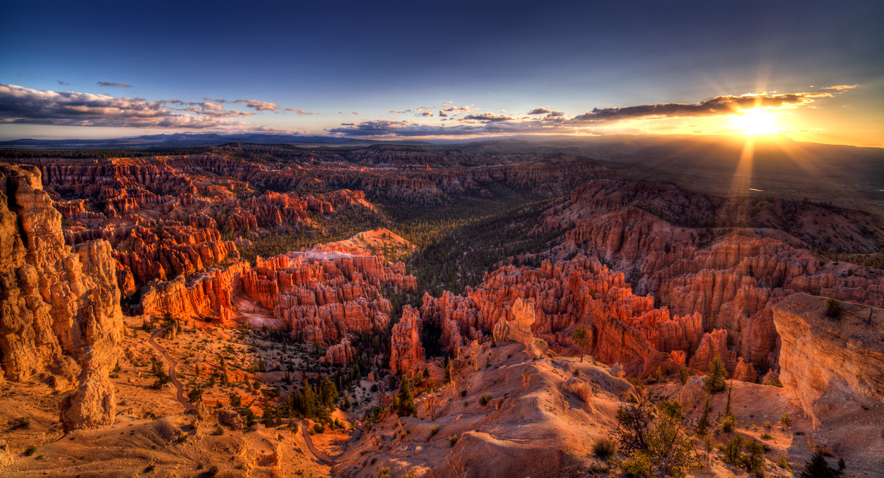 Photograph Bryce Canyon Beauty by Benoit Barban on 500px