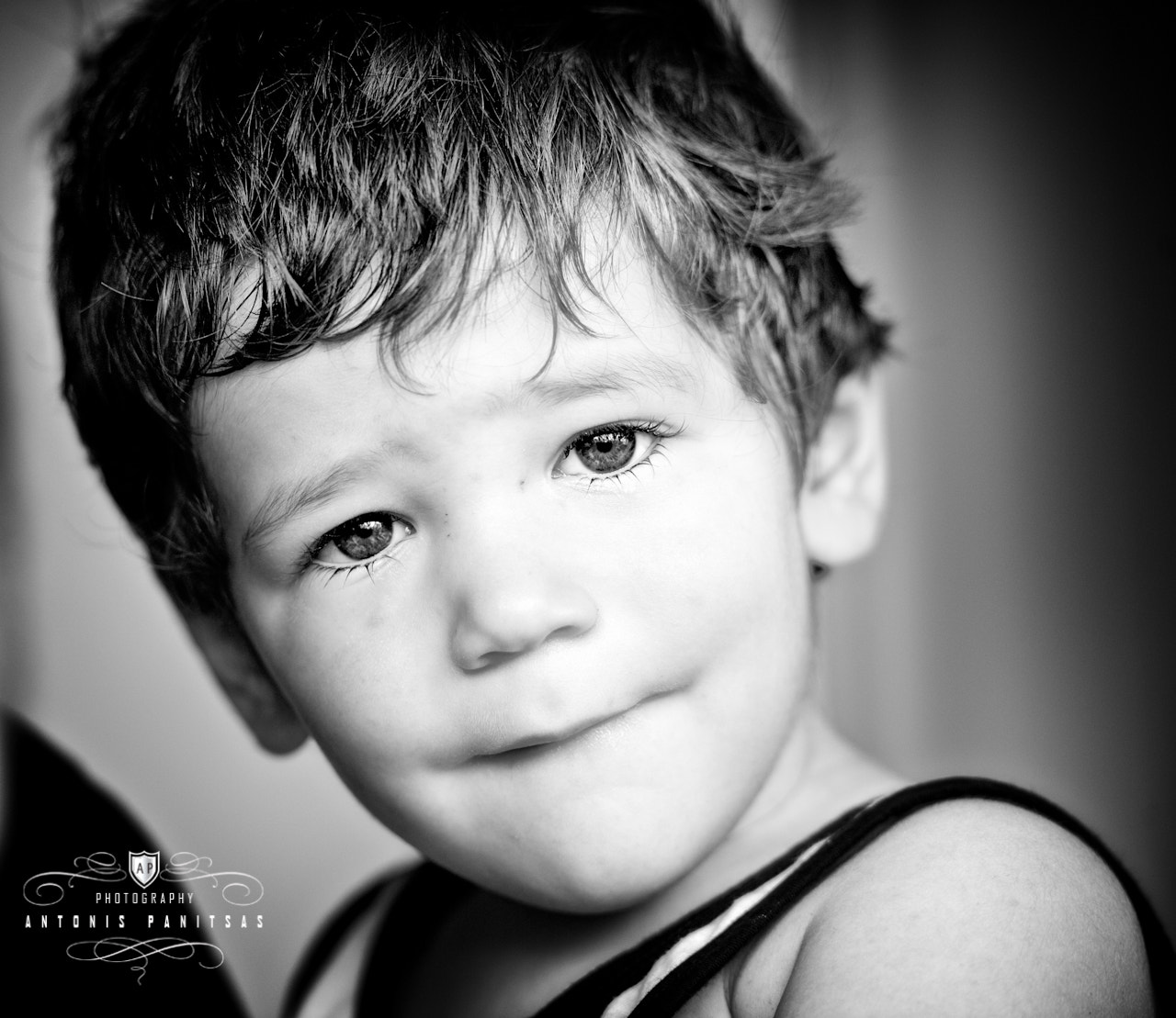 Photograph My lovely nephew by Antonis Panitsas on 500px