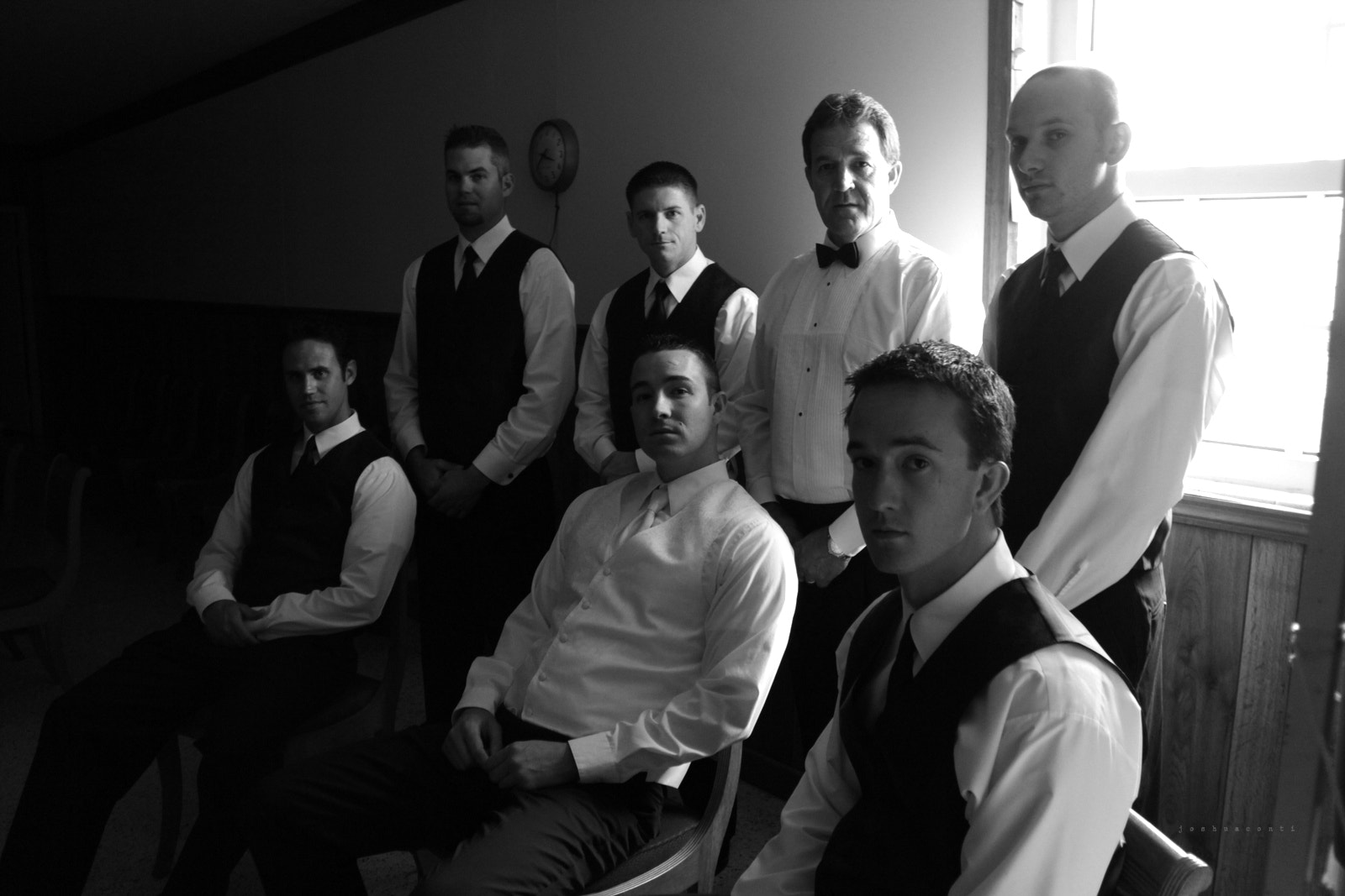 Photograph the groomsmen  by joshua  conti on 500px