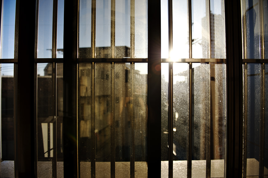 Photograph Prison break by kitchen cook on 500px