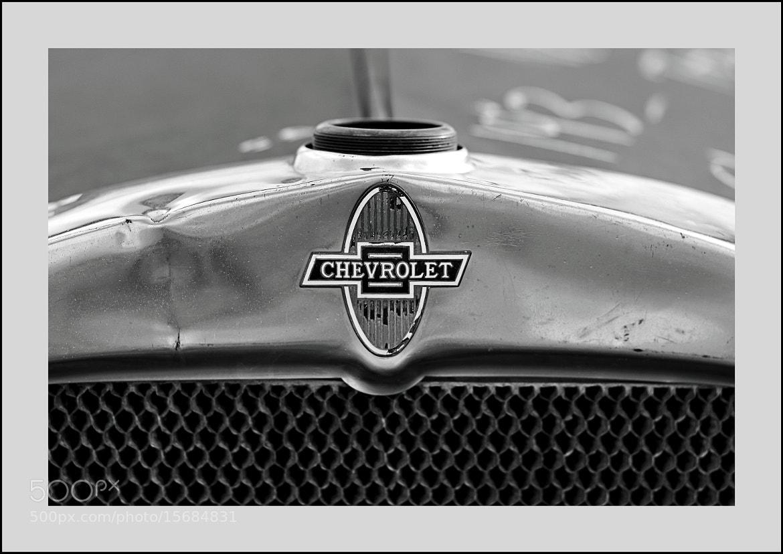Photograph Chevrolet by tye Merrick on 500px