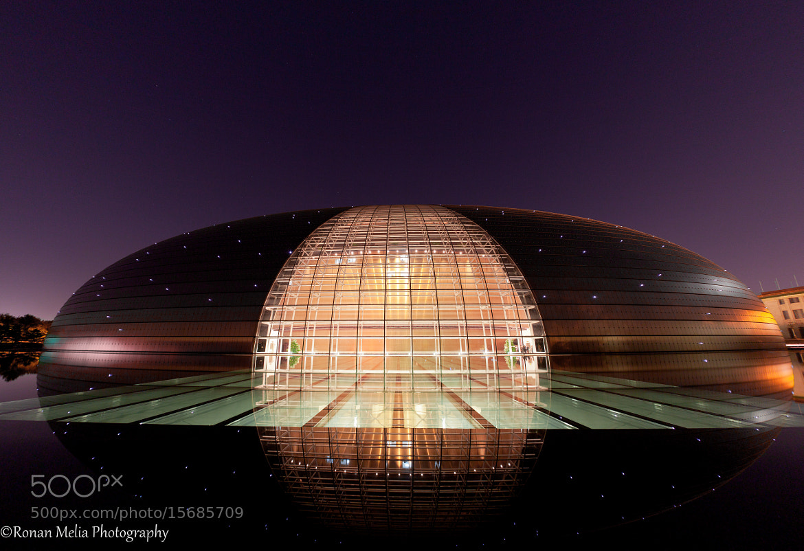 Photograph National Theatre Beijing by Ronan Melia on 500px