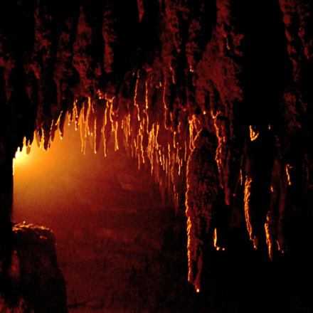 Gyukusendo cave
