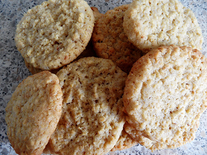 outmeal cookies