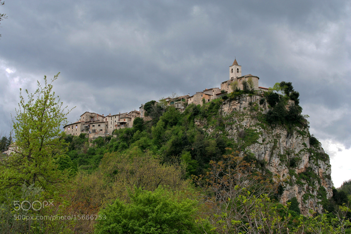 Photograph Castel Trosino by Mauro Marini on 500px