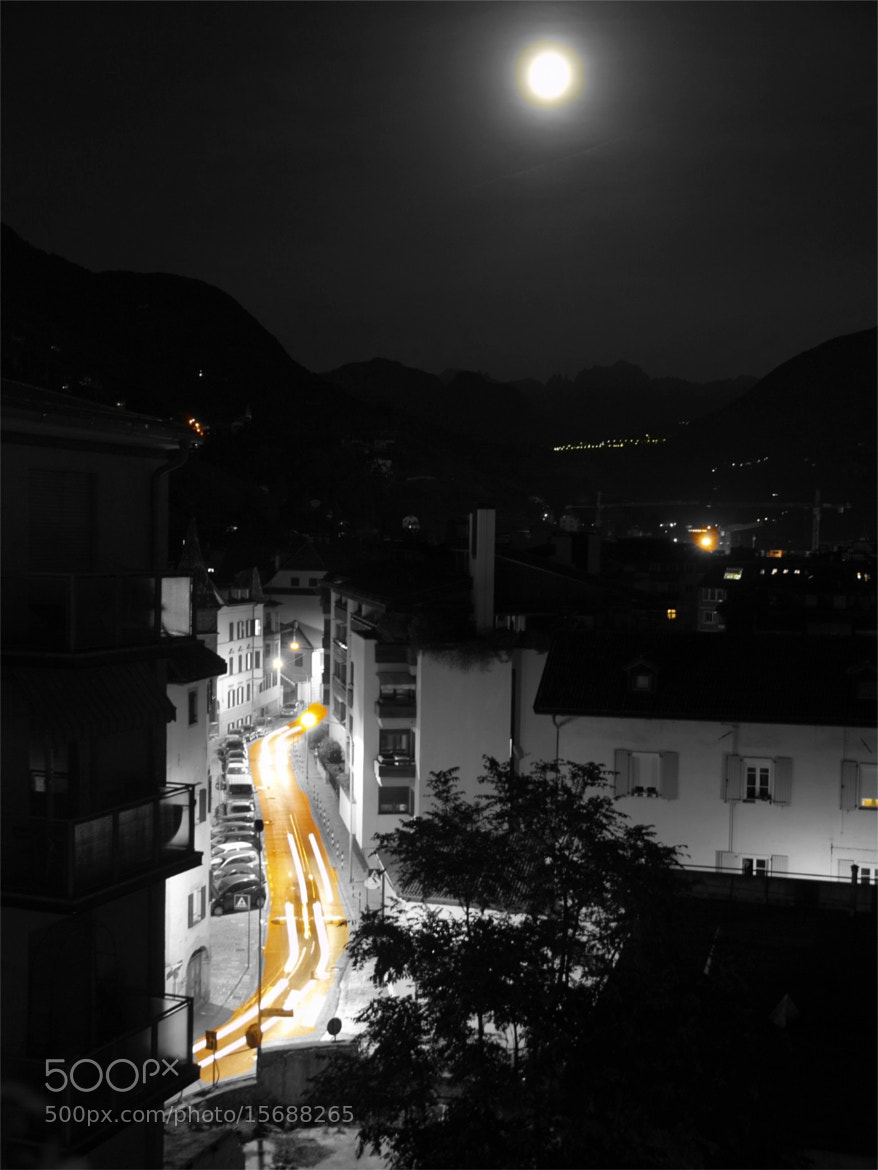 Photograph bolzano by night by Maurizio Cicoria on 500px