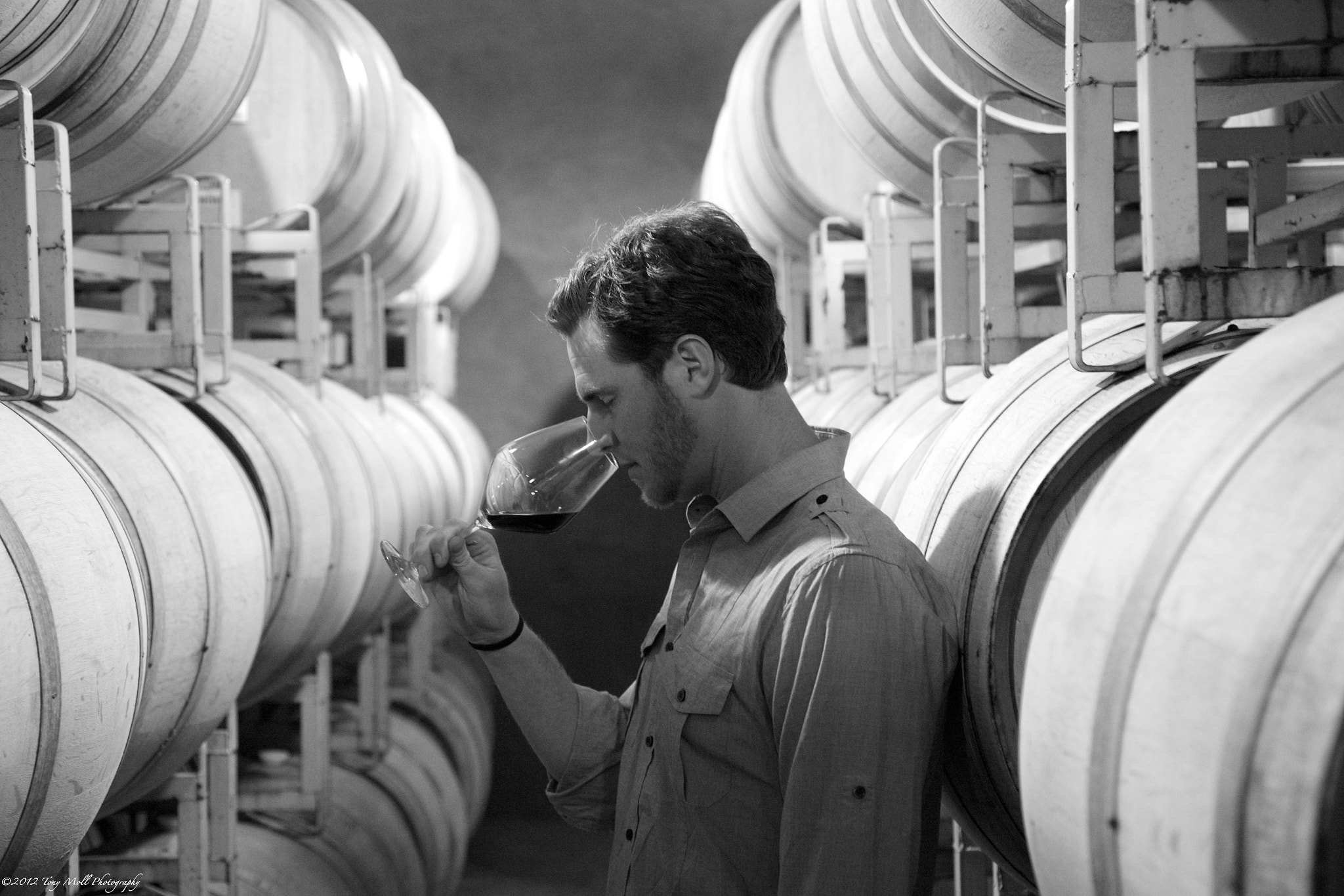 Photograph Winemaker by Tony Moll on 500px