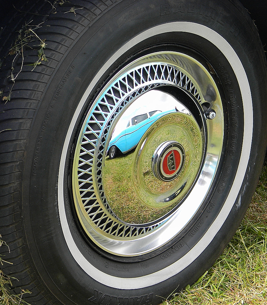 Photograph Wheel of reflection by Debb Rooken-Smith on 500px