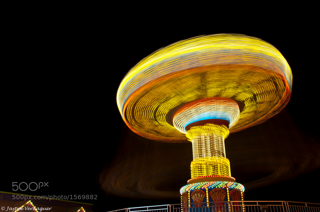 Photograph Spinning  Light by Jaypee Verdaguer on 500px