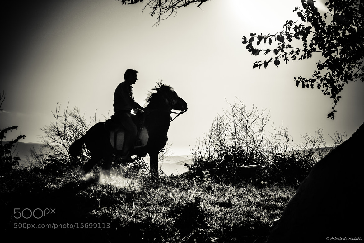 Photograph Keep riding by Antonis Kosmadakis on 500px