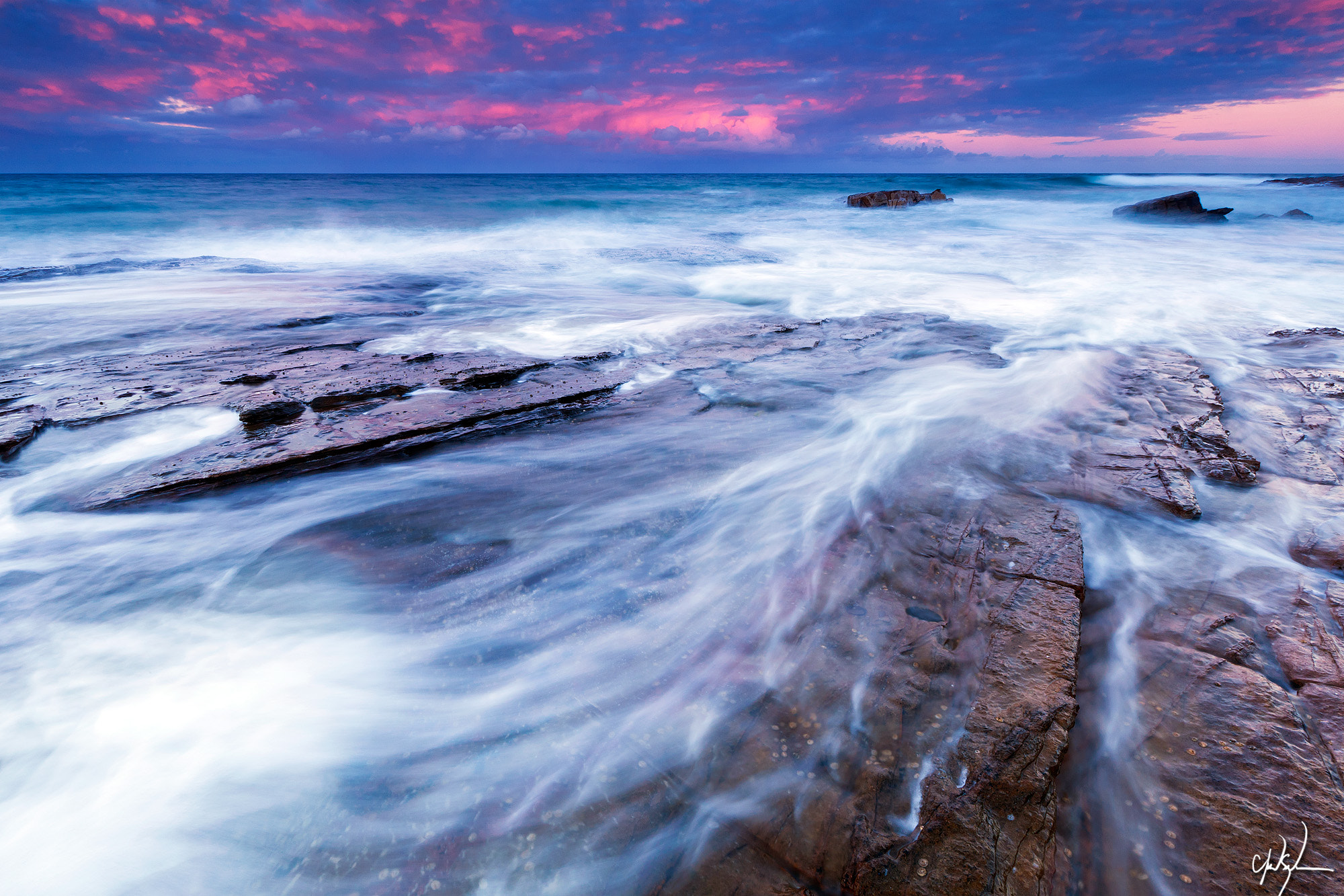 Photograph Magenta Slide by Chad Solomon on 500px