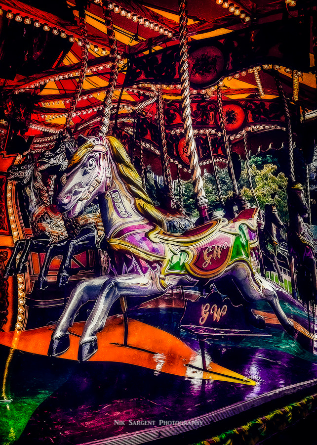 Photograph All the fun of the fair by Nik Sargent on 500px