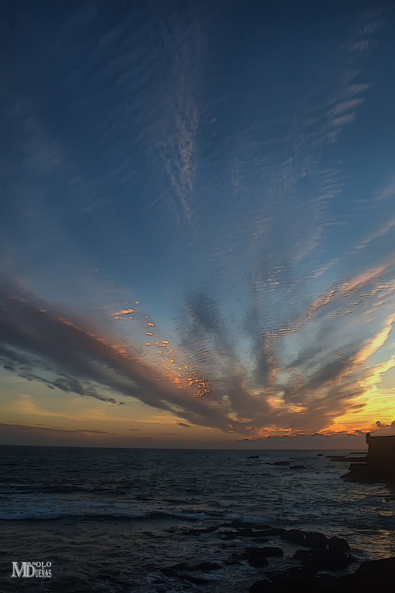 Photograph Atardecer by Manuel Dueñas on 500px