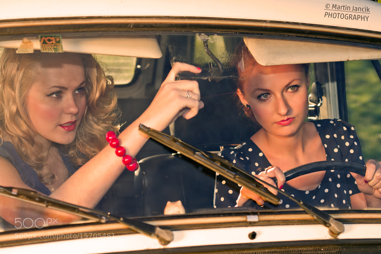 Photograph Car Girls  by Martin Jancík on 500px