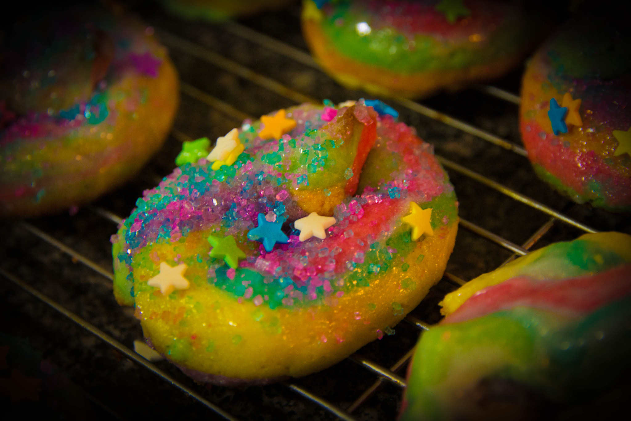 Photograph Unicorn Poop Cookies by Samantha Winter on 500px