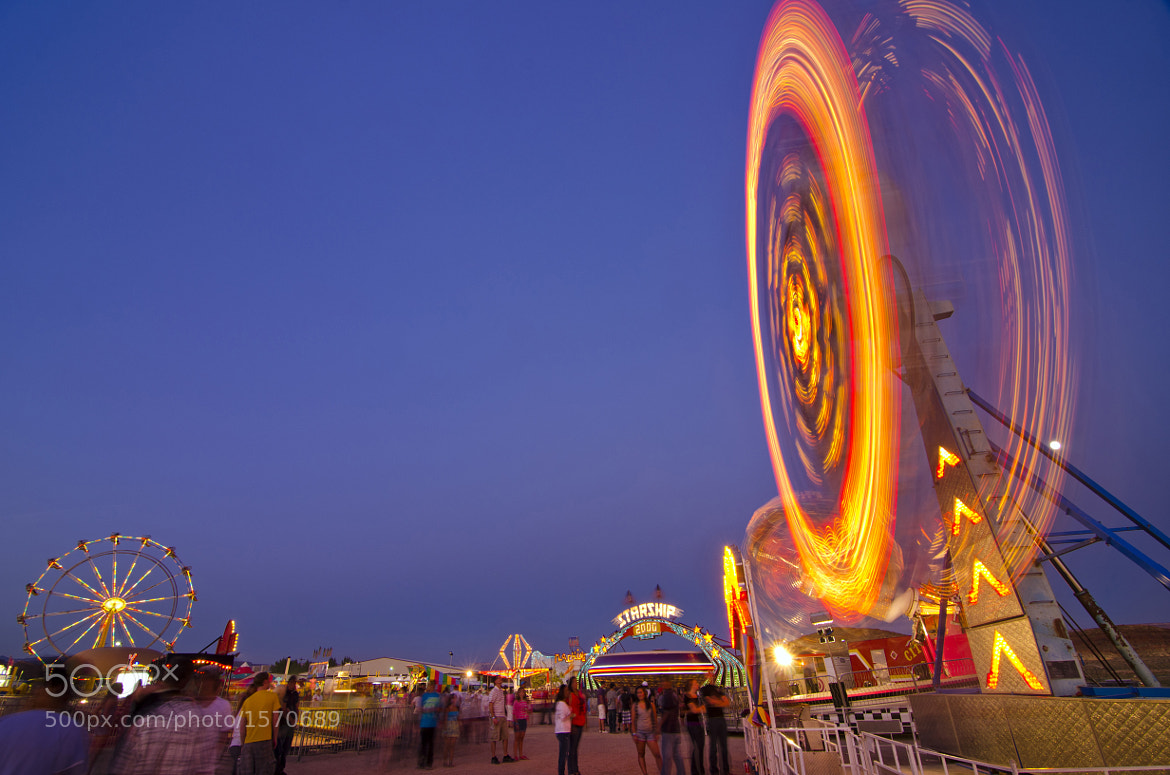 Photograph The Fair by Bill Ratcliffe on 500px