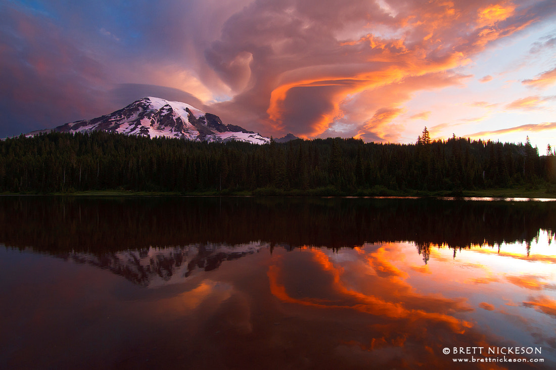 Photograph Explosive Sunrise by Brett Nickeson on 500px