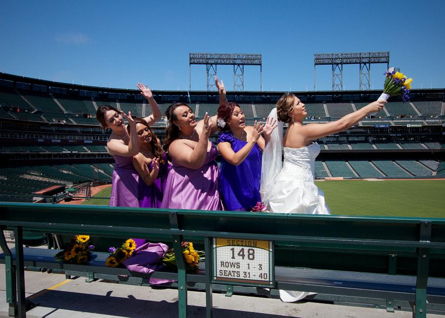 Brides & Baseball