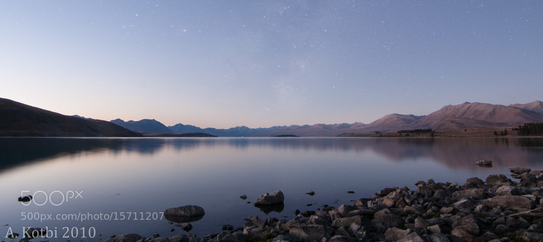 Photograph Tekapo Lake by Ahmad Kotbi on 500px