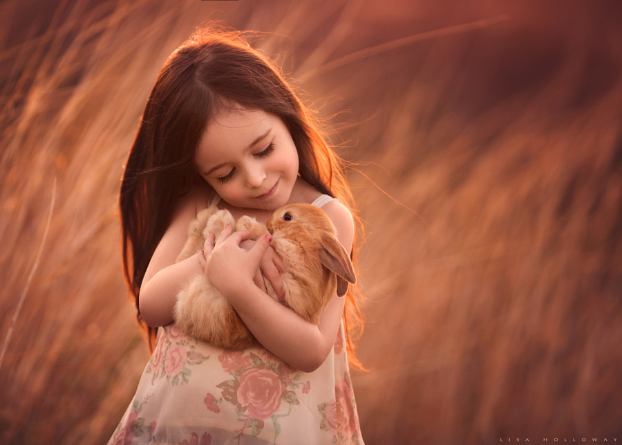 Sweet Friends, автор — Lisa Holloway на 500px.com