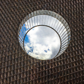Photograph SkyHole by Lukas Bachschwell