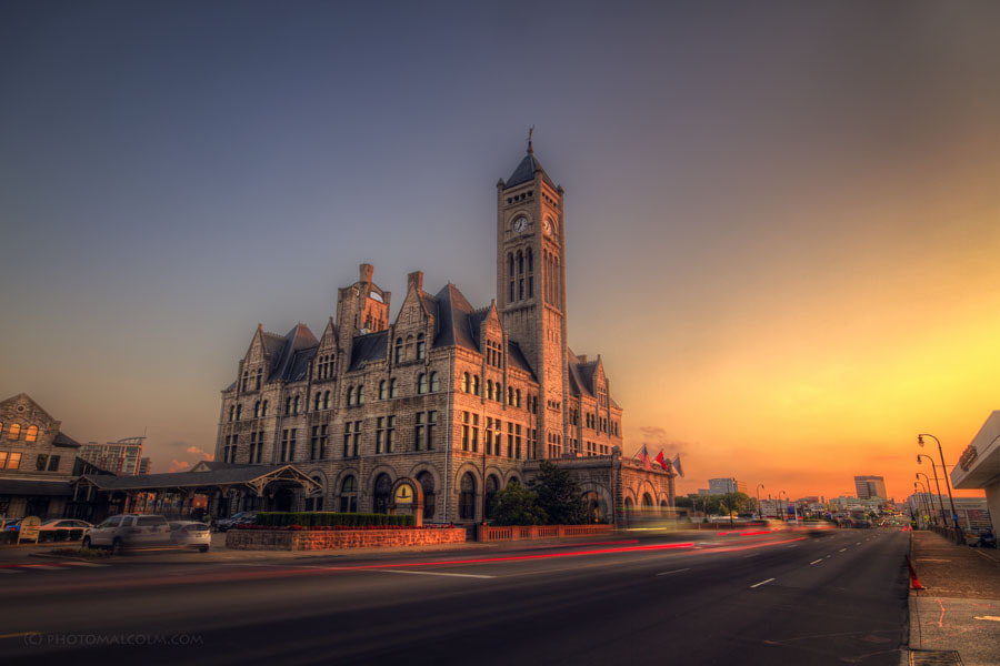 Photograph Union Station Hotel by Malcolm MacGregor on 500px