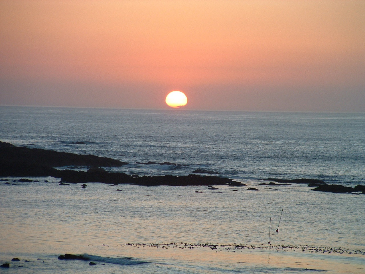 Photograph Cornwall sunset, 2003 by Guy Howard on 500px
