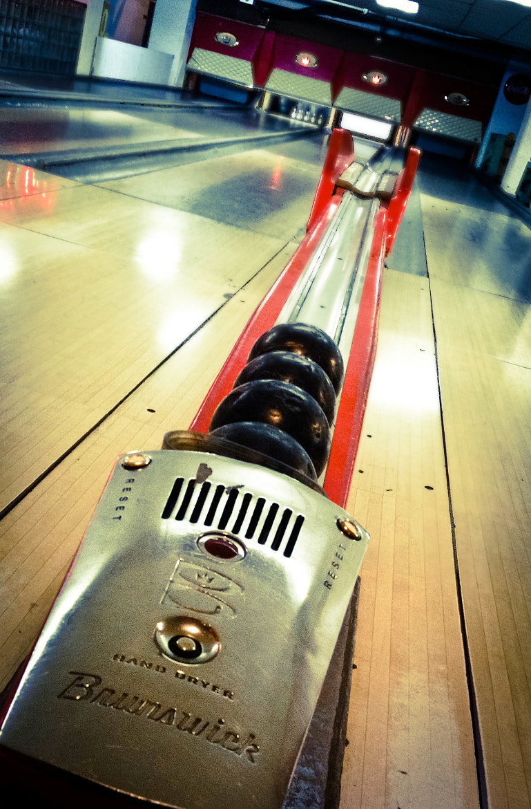 Photograph Let's play bowling by Gema Fernández on 500px