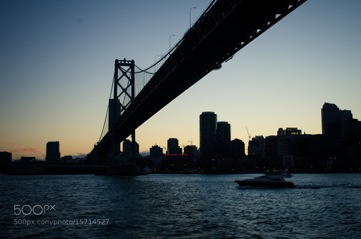 Photograph To San Francisco by Alex Riss on 500px