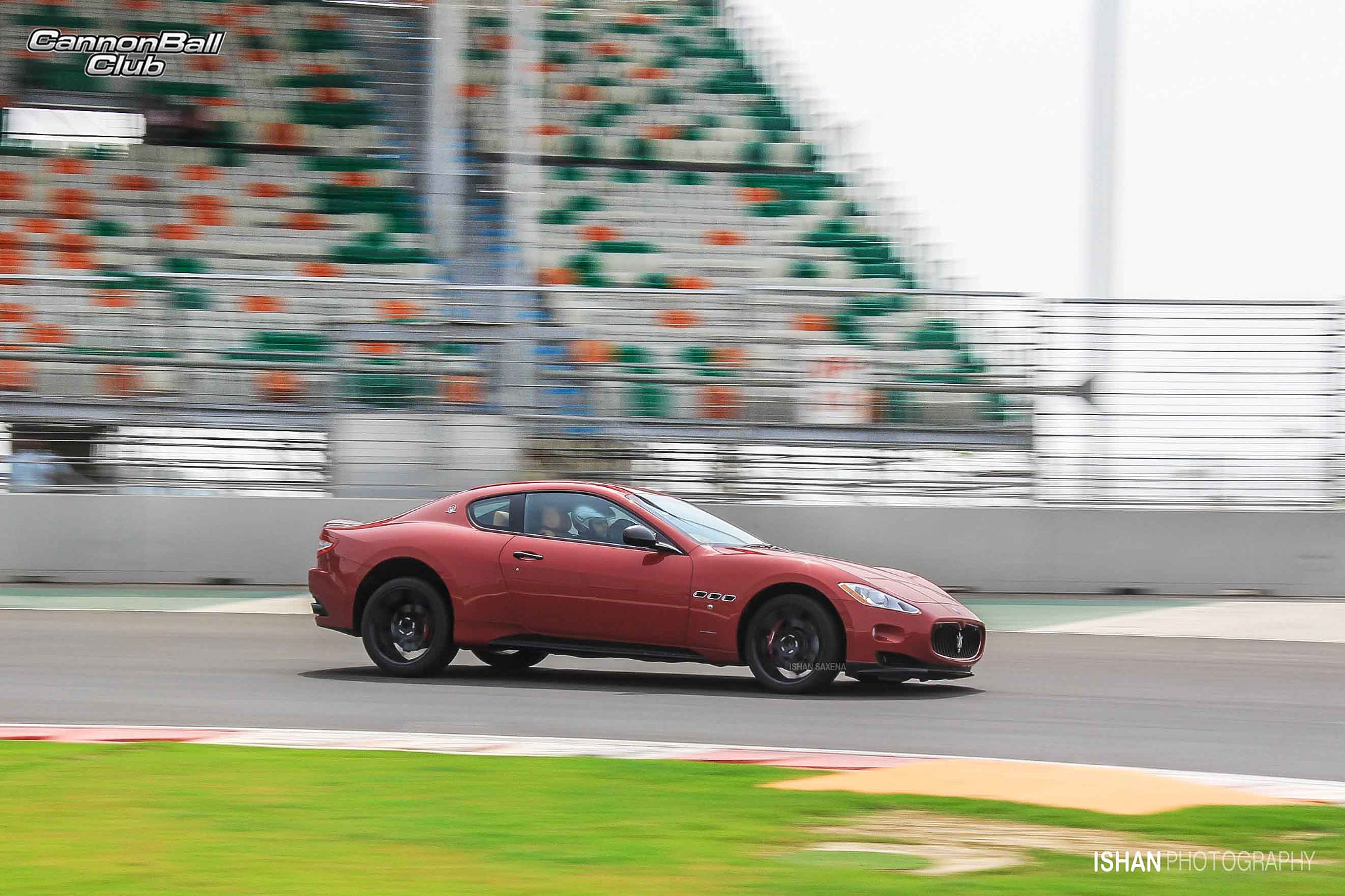 Photograph Maserati GTS MC Sportline by Ishan Saxena on 500px