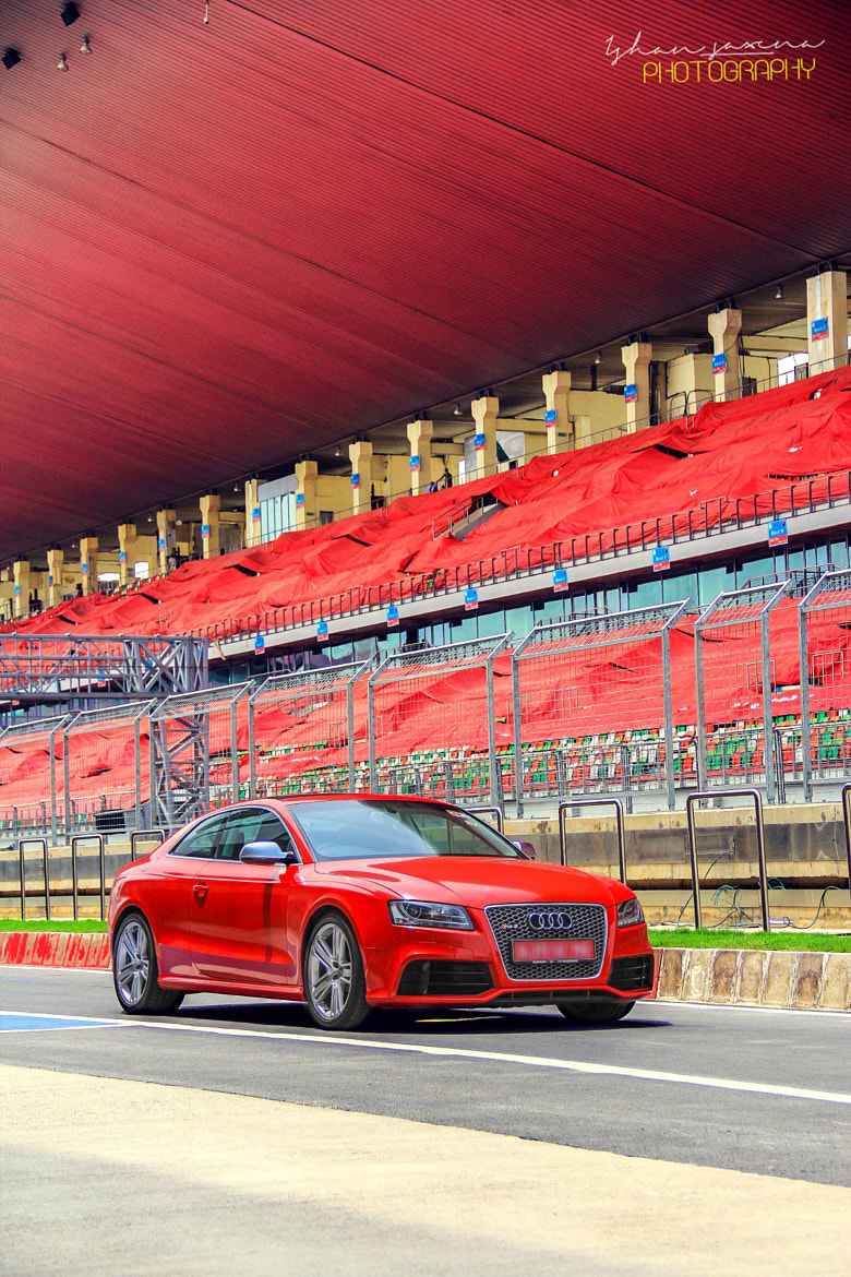 Photograph Audi RS5 by Ishan Saxena on 500px