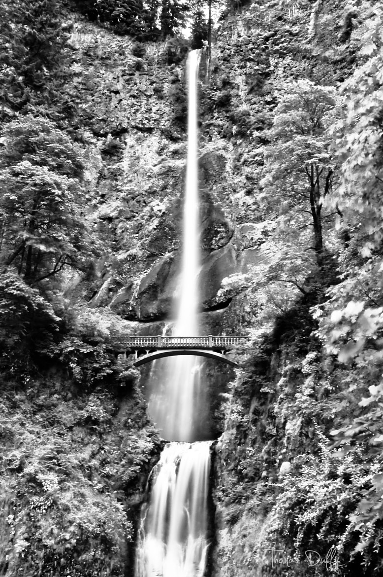 Photograph MULTNOMAH FALLS II by Thomas Duffy on 500px