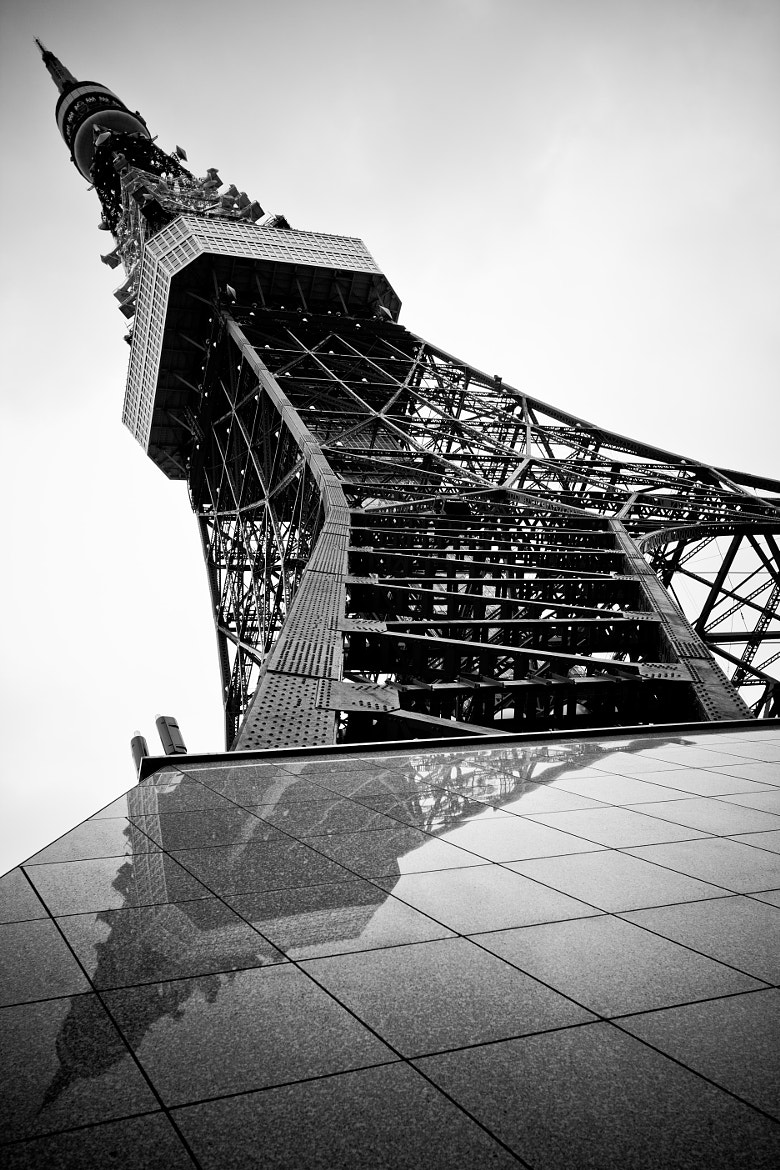 Photograph Tokyo Tower by Henry Lam on 500px