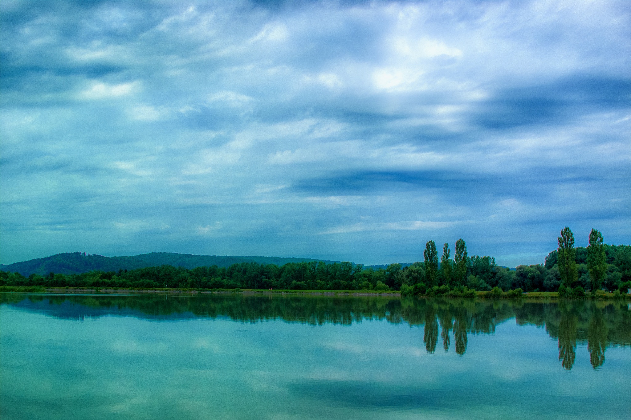 Photograph Water & Sky by Georg Tueller on 500px