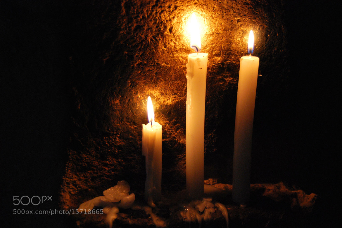Photograph Velas by Fotonesto Nikonesto on 500px