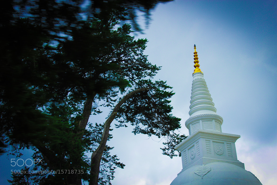 Photograph Apex of a Buddhist Stupa by Immesh Nanthakumar on 500px