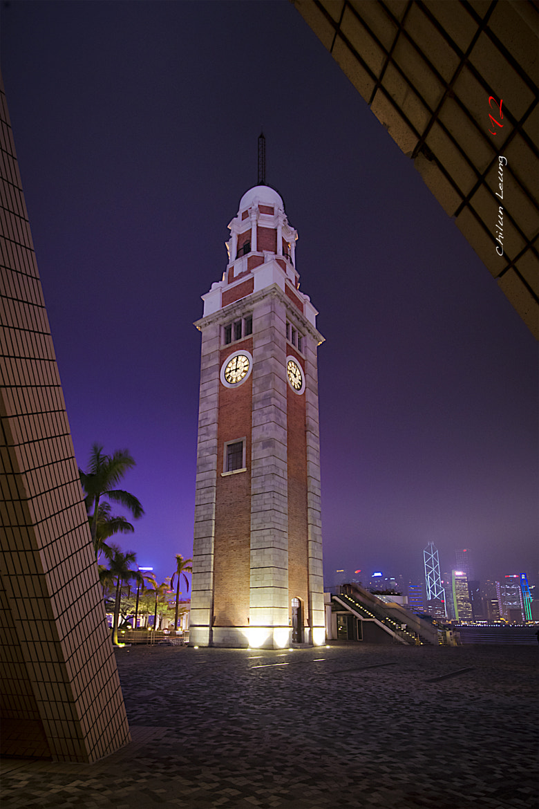 Photograph Clock Tower by Chilun Leung on 500px