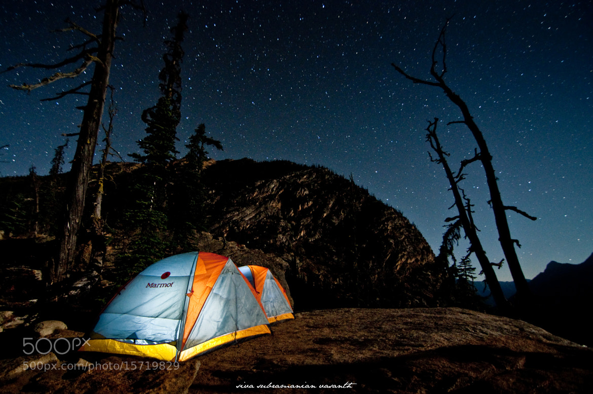 Photograph Camping by Siva Subramanian Vasanth on 500px