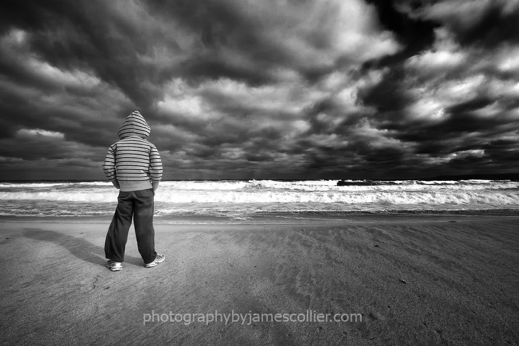 Photograph Beyond the waves. by James Collier on 500px