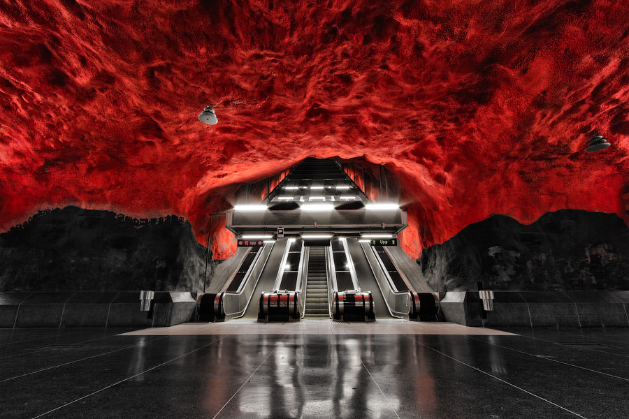Photograph Main Exit from Hell by Alexander Dragunov on 500px