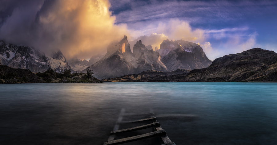 The Unrelenting Light by Timothy Poulton on 500px.com