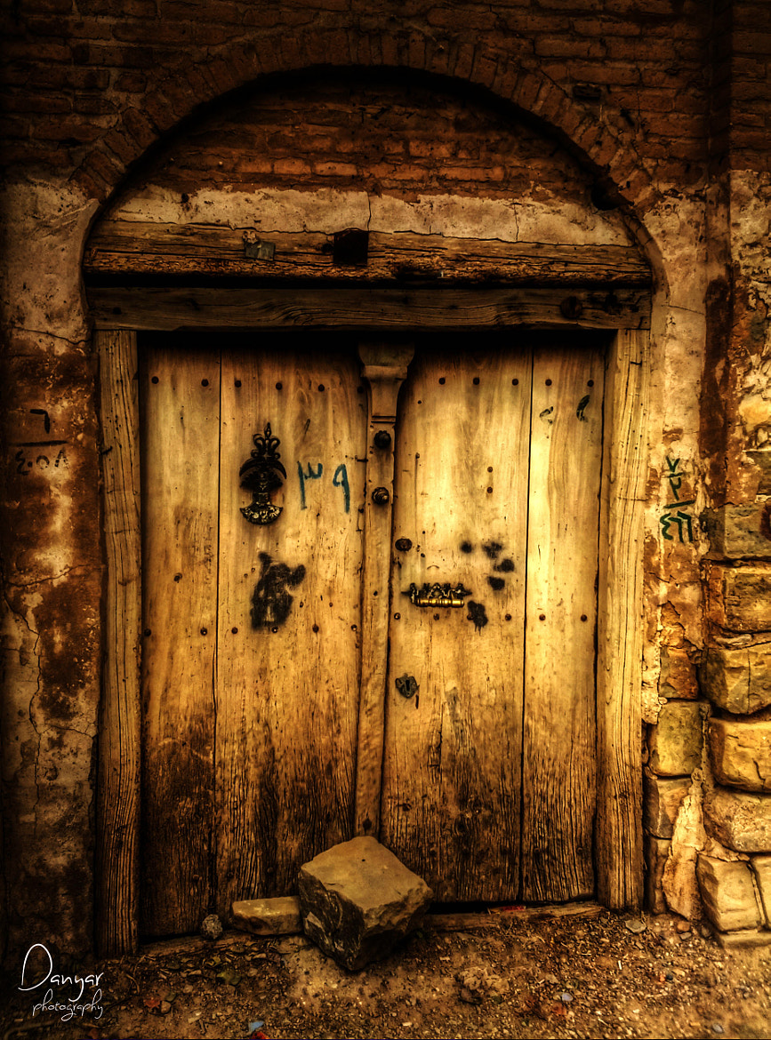 Photograph The Oldest Door  by Red Danyar on 500px