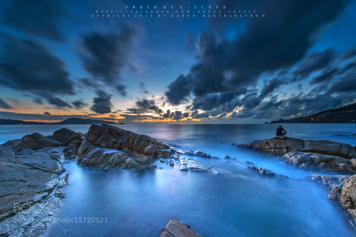 Photograph Silent Sea by Golfzx Cloud on 500px