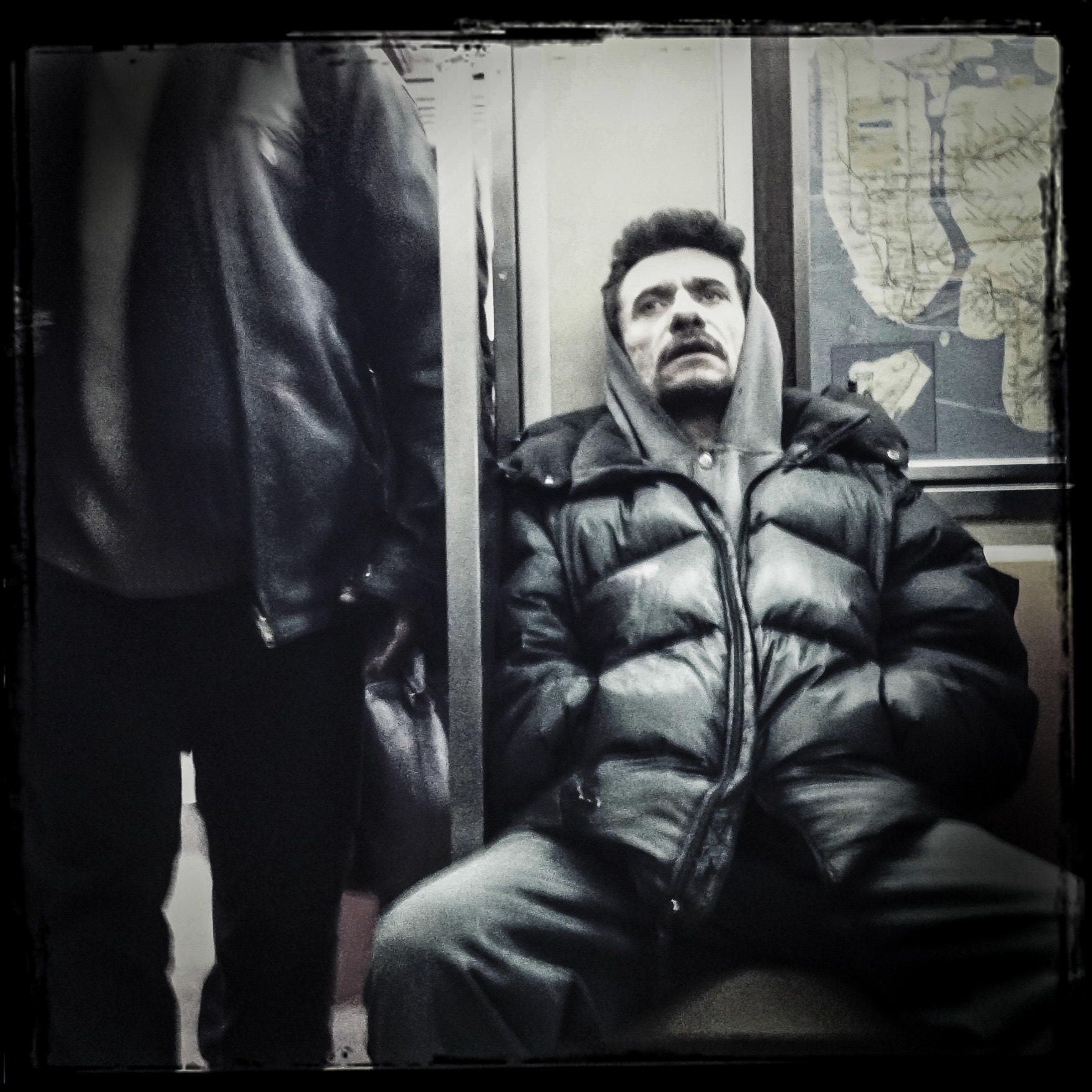 Photograph raw subway portrait by Vit Vitali vinduPhoto on 500px